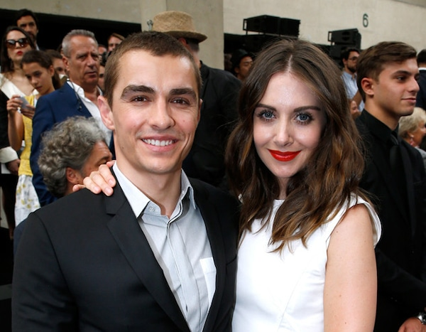 Alison Brie & Dave Franco From Celeb Weddings We Can't