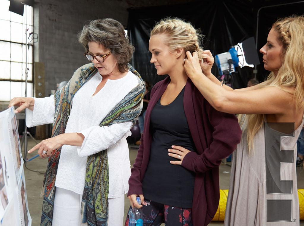 Carrie Underwood, CALIA shoot