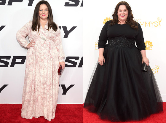 Melissa Mccarthy Reveals Weight Loss Secret After Showing Slimmer