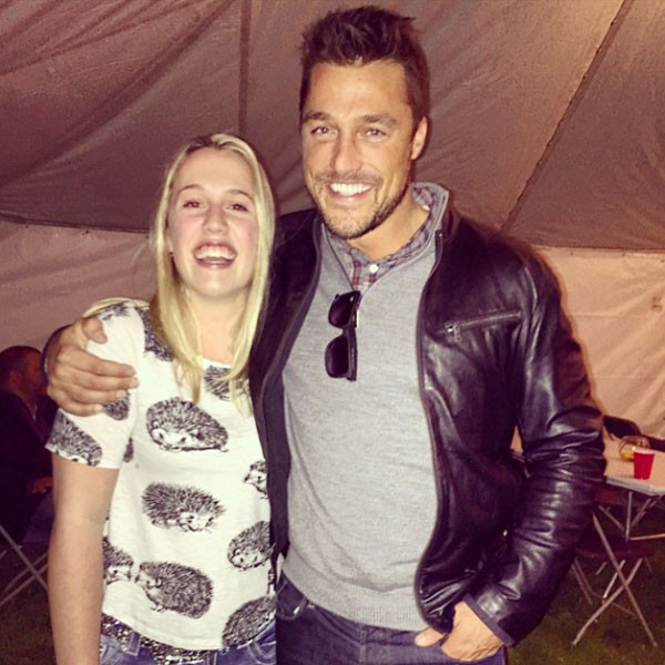 Chris Soules, Instagram
