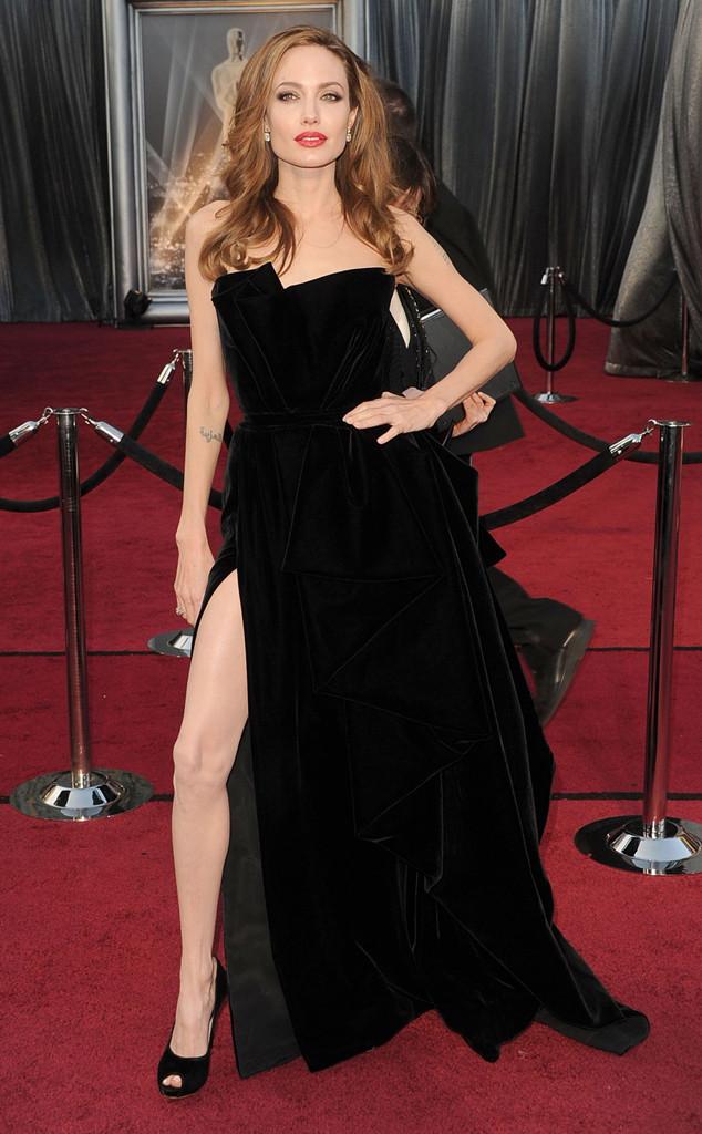 Angelina Jolie, Legs
