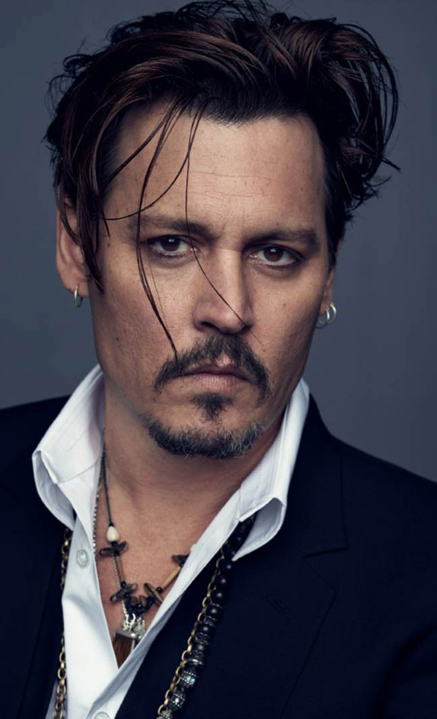 2b235df4557 Johnny Depp Is the Face of Christian Dior Fragrances—See His First Ad From  the Campaign!