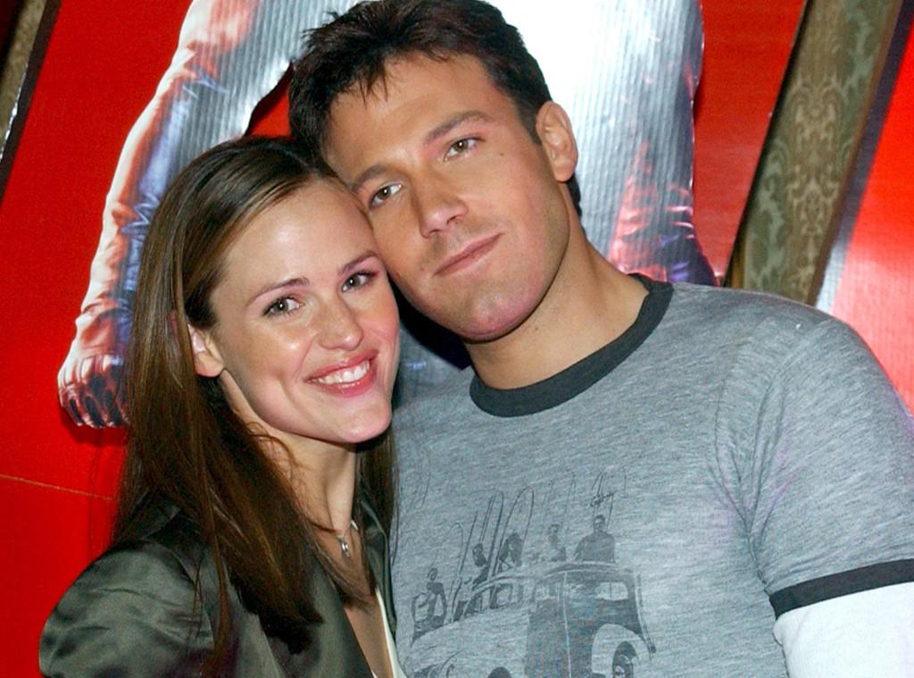 Jennifer Garner, Ben Affleck, 2003