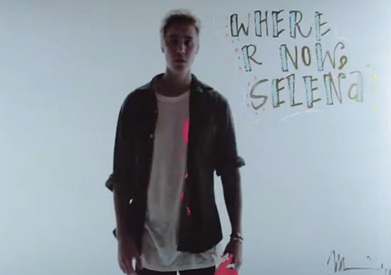Justin Bieber Where Are Ü Now