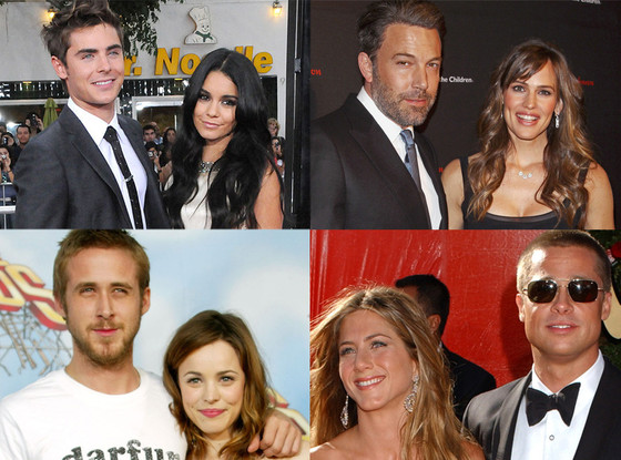 Celeb Splits Ranked