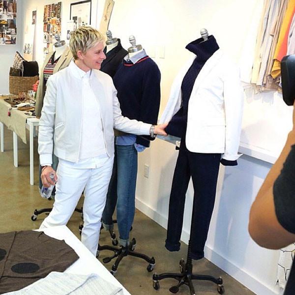 ED, Ellen Degeneres, Fashion Line
