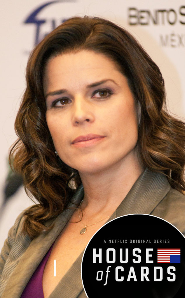 Neve Campbell, House of Cards