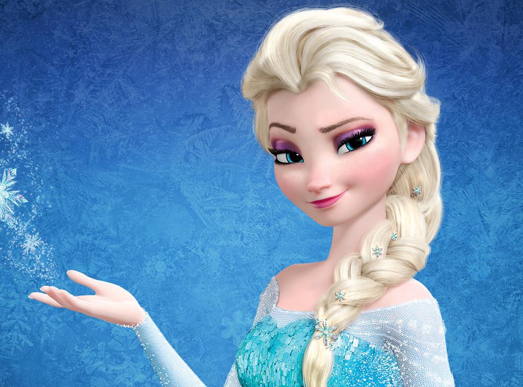 Idina menzel picks a disney girlfriend for frozens elsa e news elsa frozen voltagebd Choice Image