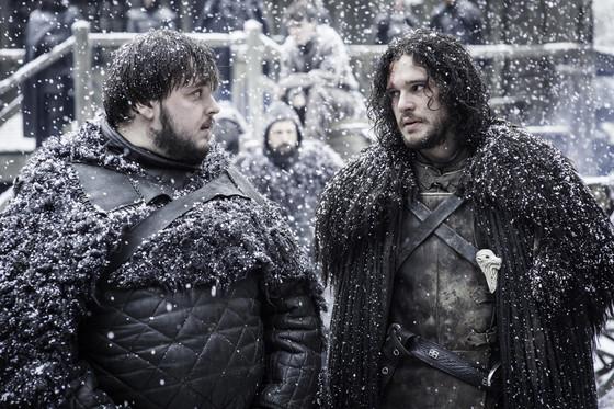 Game of Thrones, Kit Harington, John Bradley