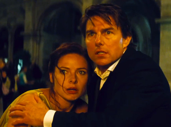 Mission: Impossible, Rogue Nation