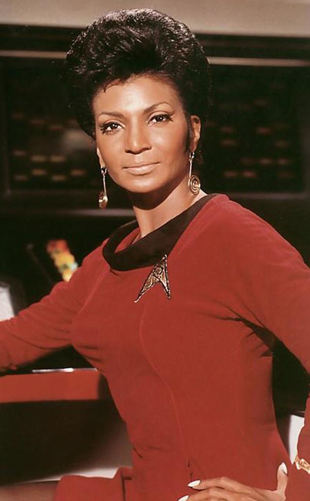 Nichelle Nichols, Uhura, Star Trek