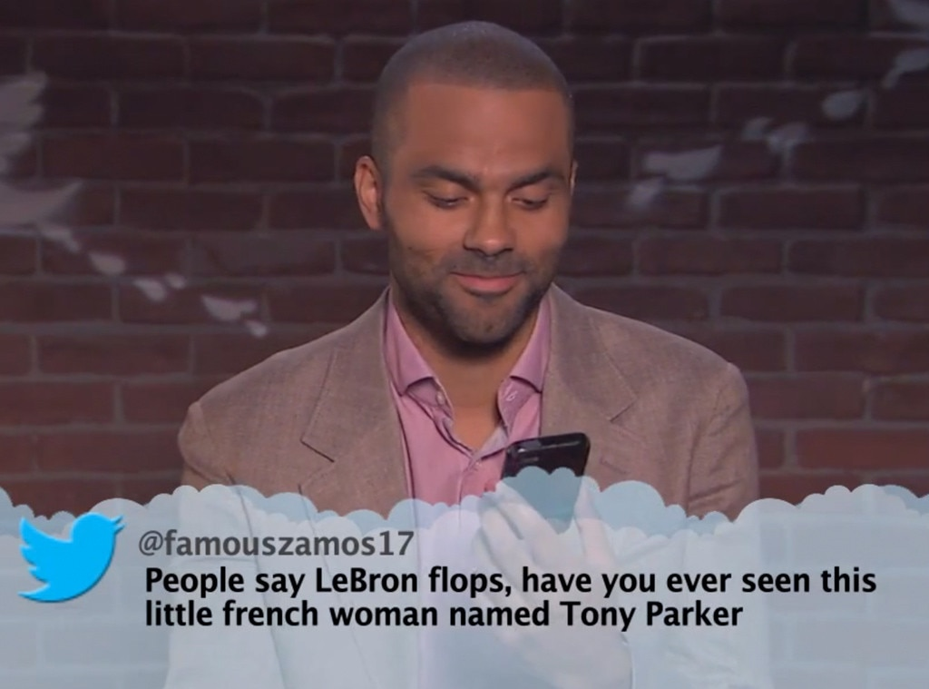 Jimmy Kimmel's hilarious 'Mean Tweets' rips musicians a ...
