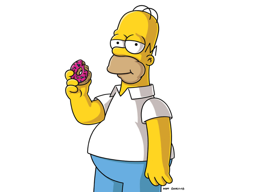 celebrate national donut day with homer simpson e news