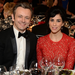 Michael Sheen, Sarah Silverman