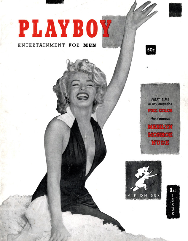 Marilyn Monroe, Playboy Magazine