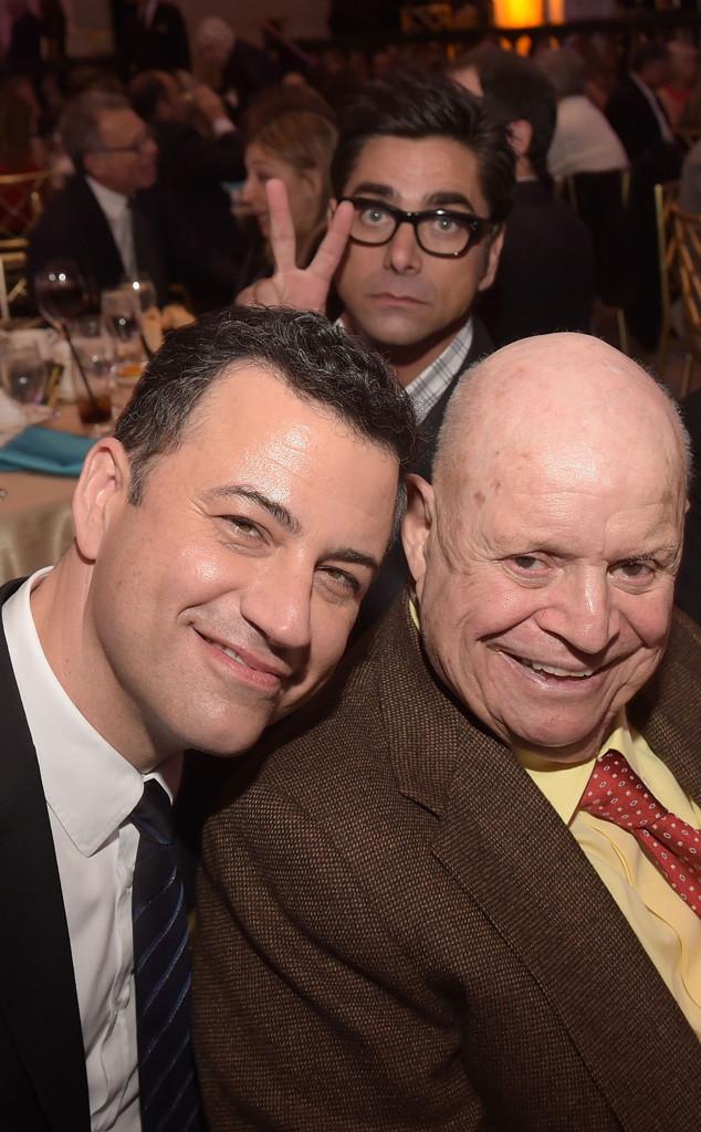 Jimmy Kimmel, John Stamos, Don Rickles