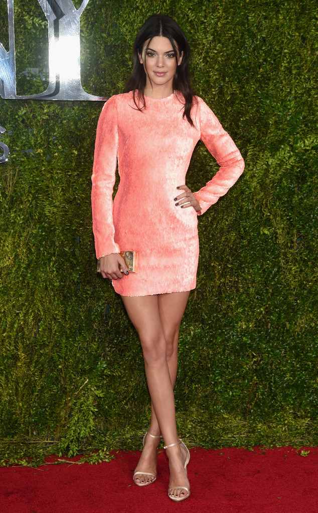 Kendall Jenner, 2015 Tony Awards