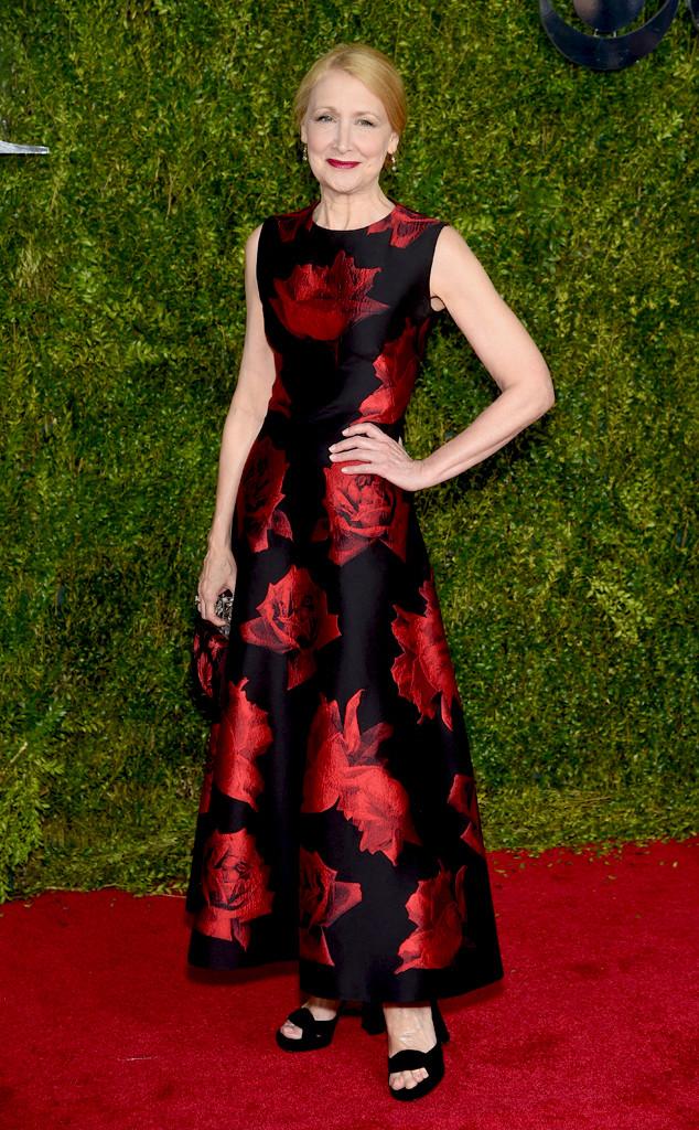 Patricia Clarkson, 2015 Tony Awards