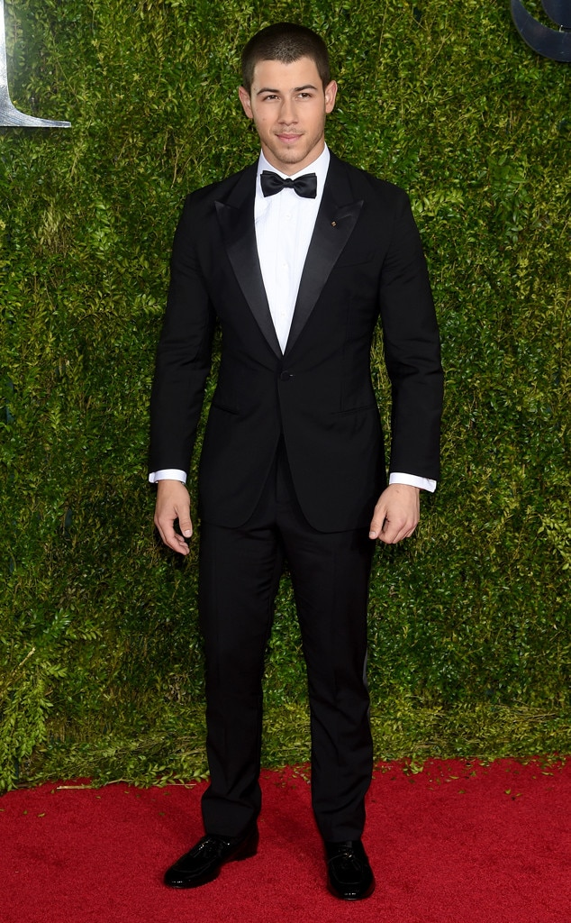 Nick Jonas, 2015 Tony Awards