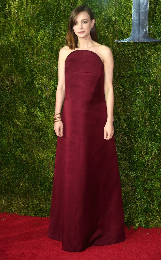 Carey Mulligan, 2015 Tony Awards