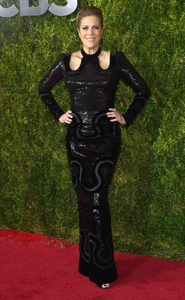Rita Wilson, 2015 Tony Awards