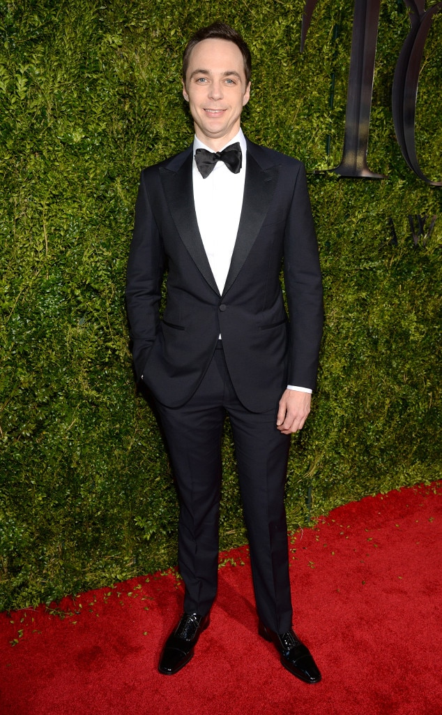 Jim Parsons, 2015 Tony Awards