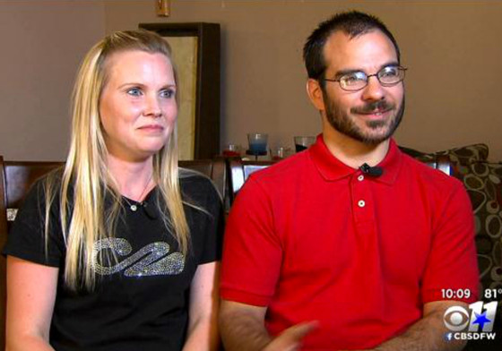 Fort Worth Couple, Shaun Riddle, Debbie Riddle