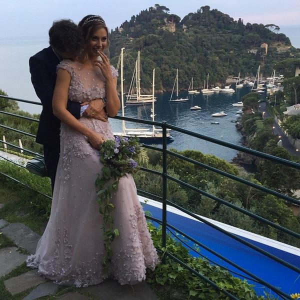 Aly Michalka, Instagram, Wedding