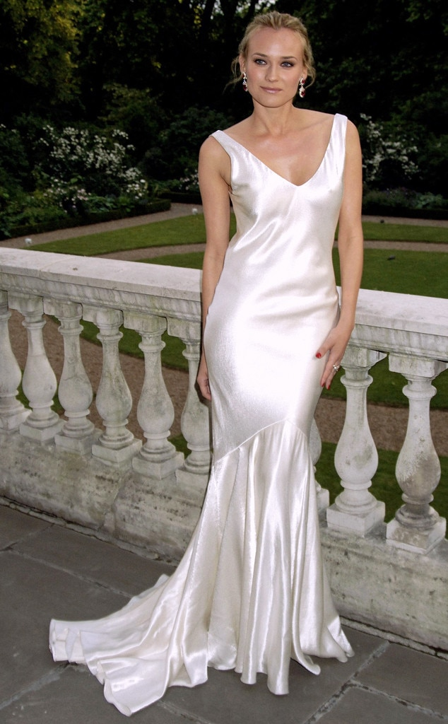 Diane Kruger from 17 Red Carpet Dresses That Could Totally Be Bridal ...