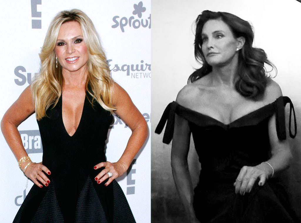 Tamra Barney, Caitlyn Jenner, Bruce Jenner