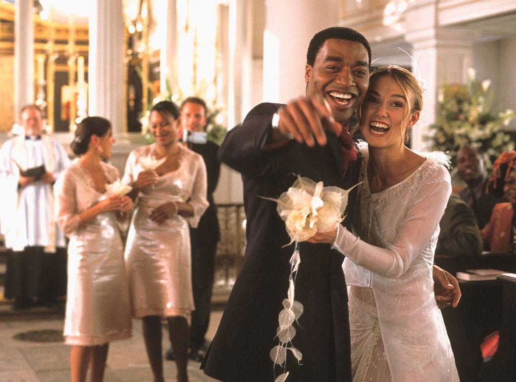 Best TV & Movie Weddings, Love Actually