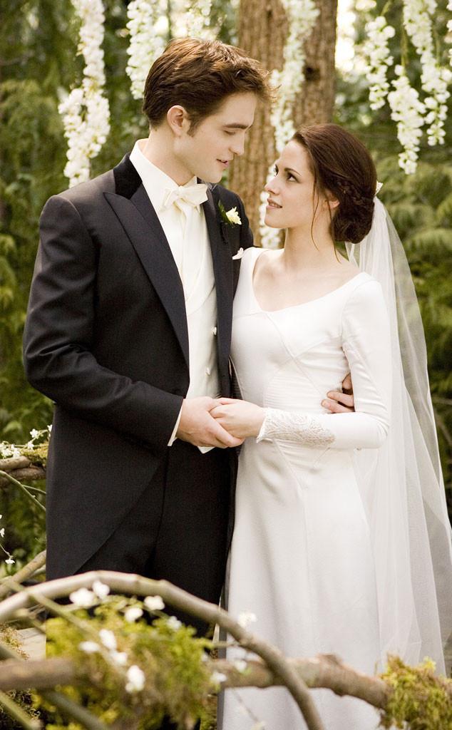 ESC: Best TV & Movie Weddings, Twilight