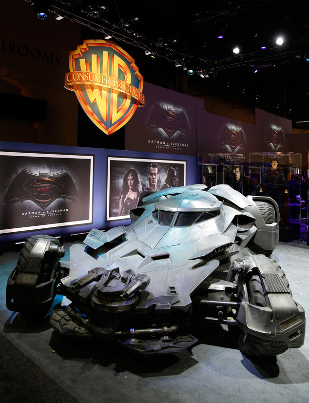Batmobile, Batman v Superman: Dawn of Justice