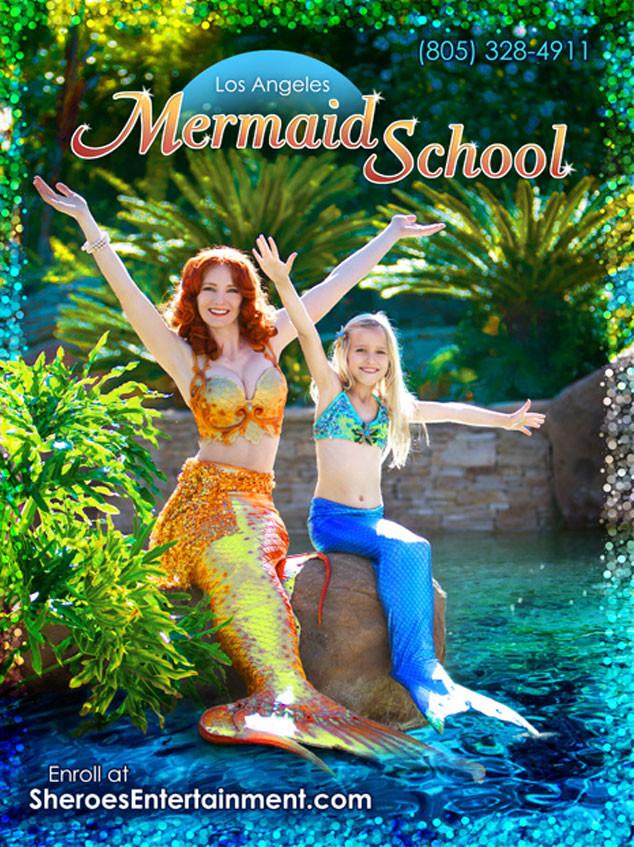 Mermaid School