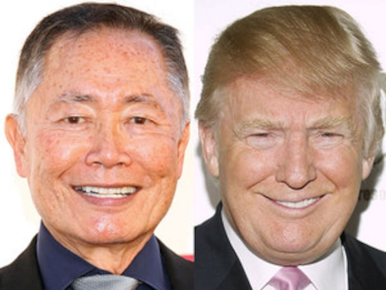 Star Trek's George Takei Has a Message for Donald Trump After Space Force Logo Reveal