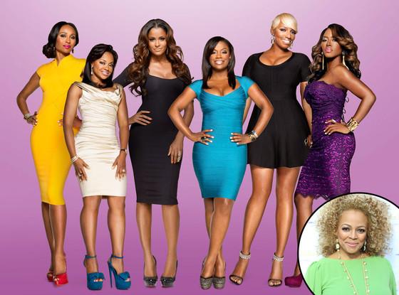 Real Housewives Of Atlanta, Kim Fields