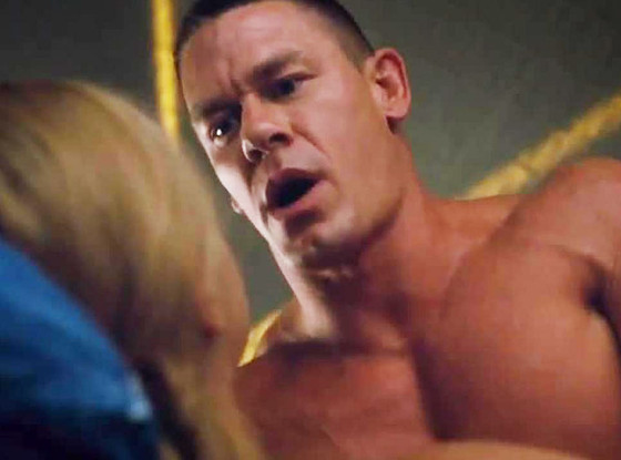 Hoe groot is John Cena Dick