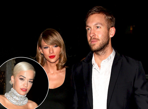 Taylor Swift, Calvin Harris, Rita Ora