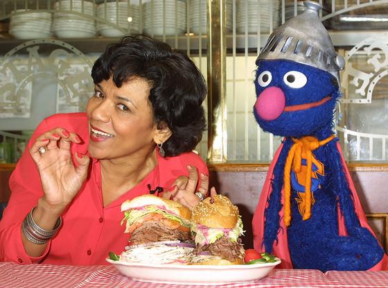 Sonia Manzano, Sesame Street