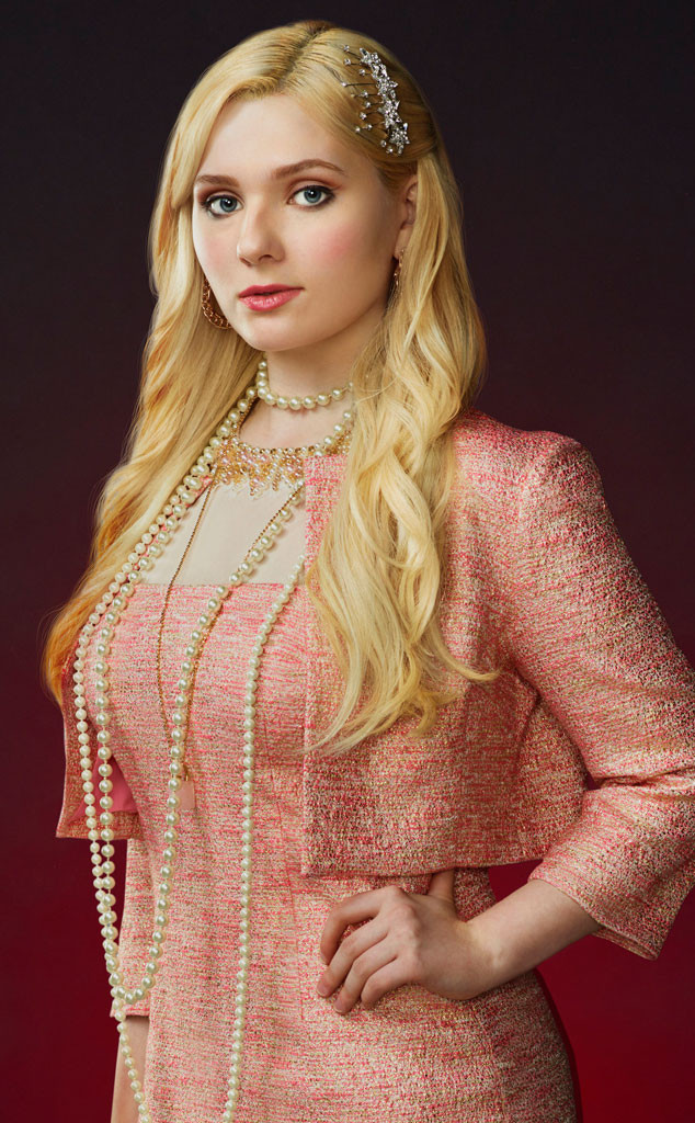 Scream Queens Cast, Abigail Breslin