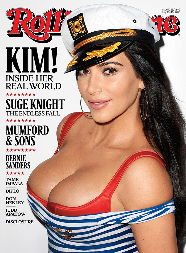 Kim Kardashian, Rolling Stone
