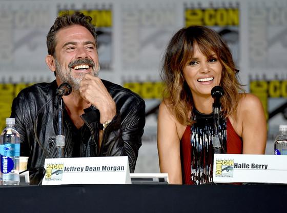 Jeffrey Dean Morgan, Halle Berry