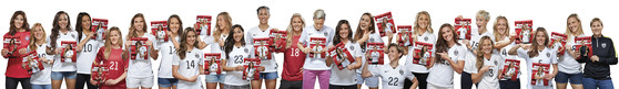 Sports Illustrated, U.S. Womens National Soccer Team