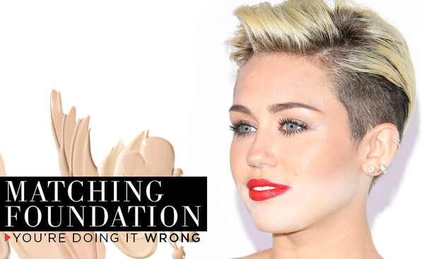 Matching Foundation To Your Skin Tone