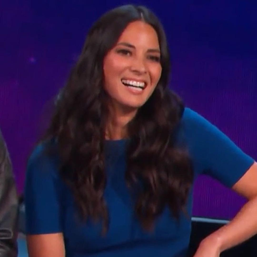 Olivia munn boob job