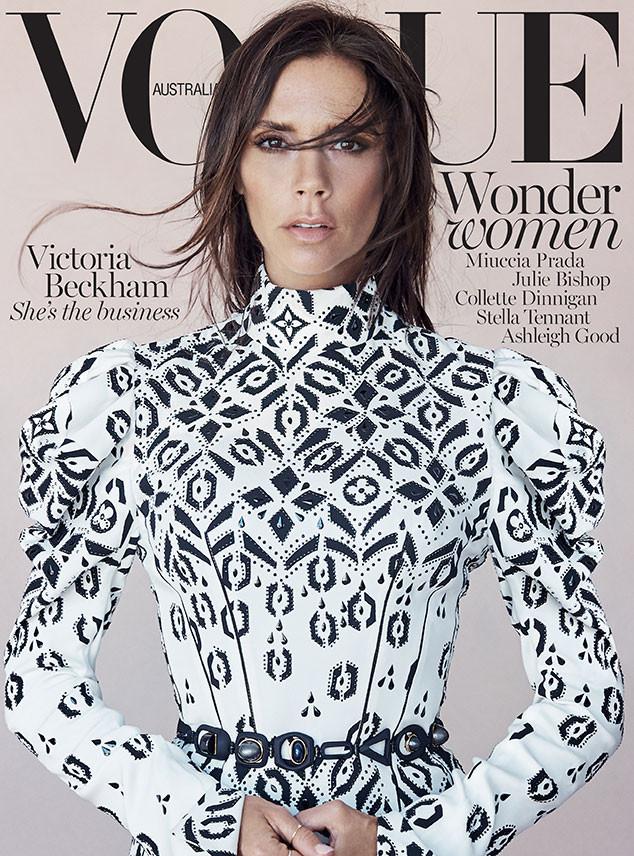 Victoria Beckham, Vogue Australia