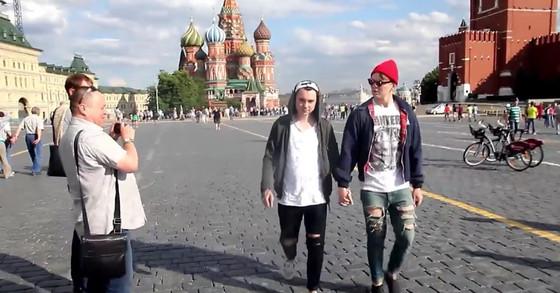 Gays en Rusia