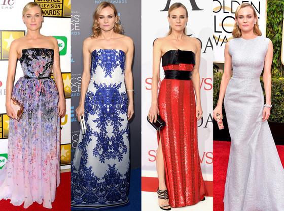 Diane Kruger, Best Looks