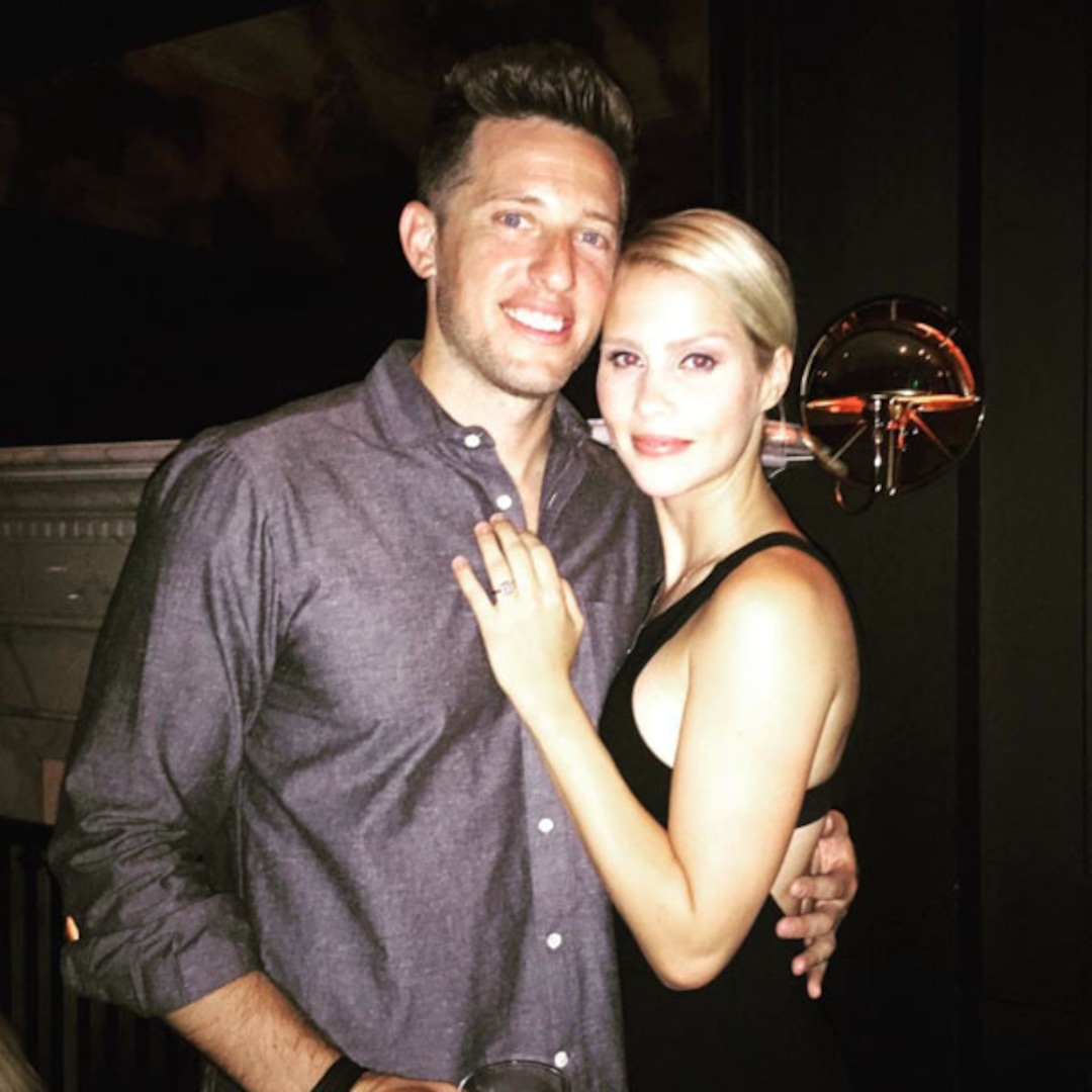 The Originals Claire Holt and Her Husband File for