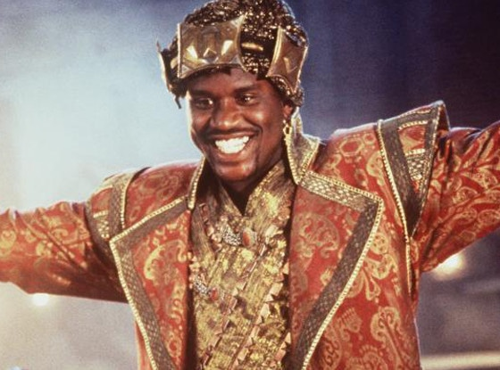 TBT: Kazaam! Shaq, Will You Grant Us 3 Wishes? - E! Online
